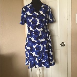 Banana Republic floral dress sz.10 $32